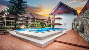 Nak Nakara Chiang Rai - Swimming Pool
