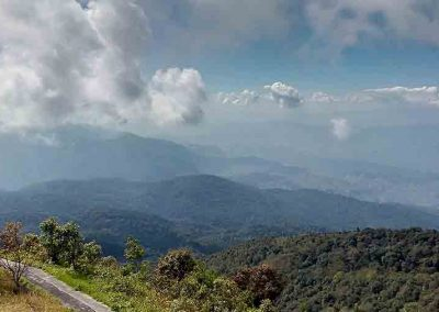 Chiang Mai, Doi Inthanon Tour - View Point