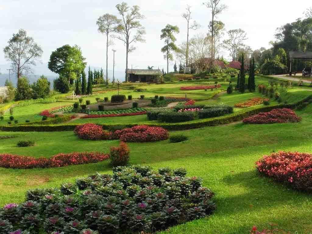 Chiang Mai, Doi Inthanon Garden