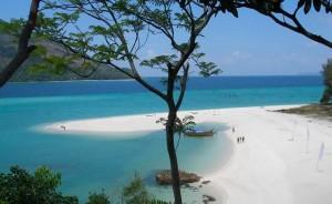 Koh Lipe Island coast
