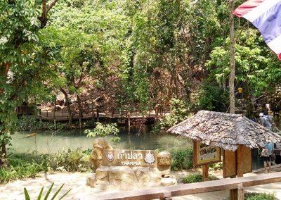 Chiang Mai - Mae Hong Son - Tampla Fishcave