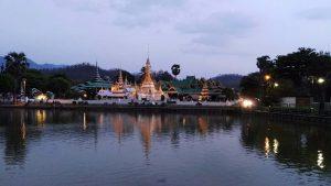 Mae Hong Son - Wat Phra Tat Si Chom Tong