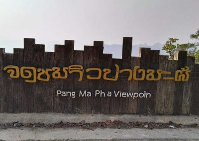 Chiang Mai - Mae Hong Son pang ma mountain viewpoint