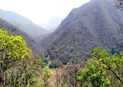 Chiang Mai - Mae Hong Son - valley view point