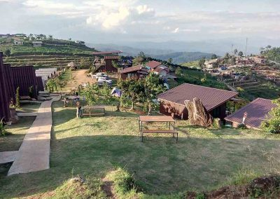 Chiang Mai ,Mon Cham - bungalows