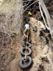 Koh Phee Climbing - Koh Lanta