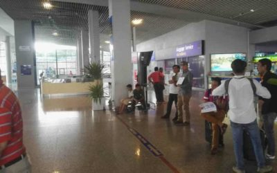 Krabi Airport Transfers – Meeting Point