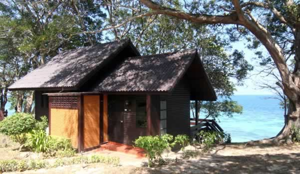 Phi Phi Natural resort - Deluxe Cottages