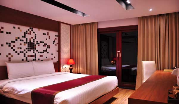 Phi Phi Natural resort - Standard Room
