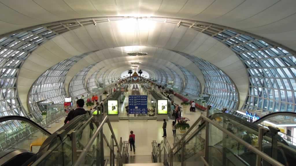 Day Spa Bangkok Airport