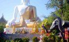 Wat Phra That Doi Kham – Chiang Mai