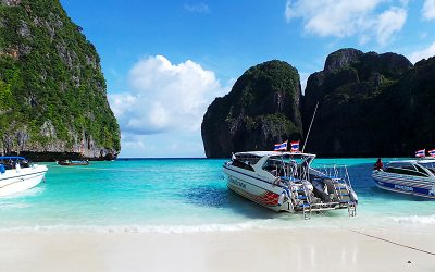 Boats of Thailand