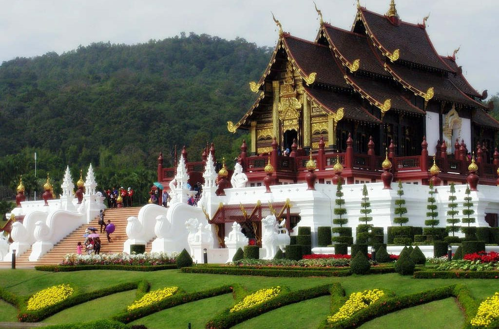 Royal Flora Ratchaphruek