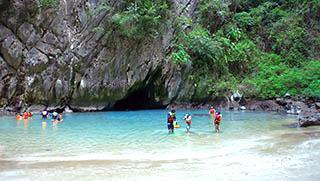 лазурная воды Таиланда