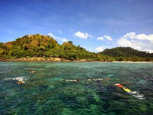 Four Islands Tour Koh Lanta - Snorkeling with Corals