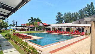 Koh Lanta Hotels - Golden Bay Cottages