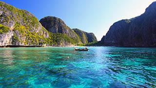 Koh Lanta Tours - Phi Phi Island Tour