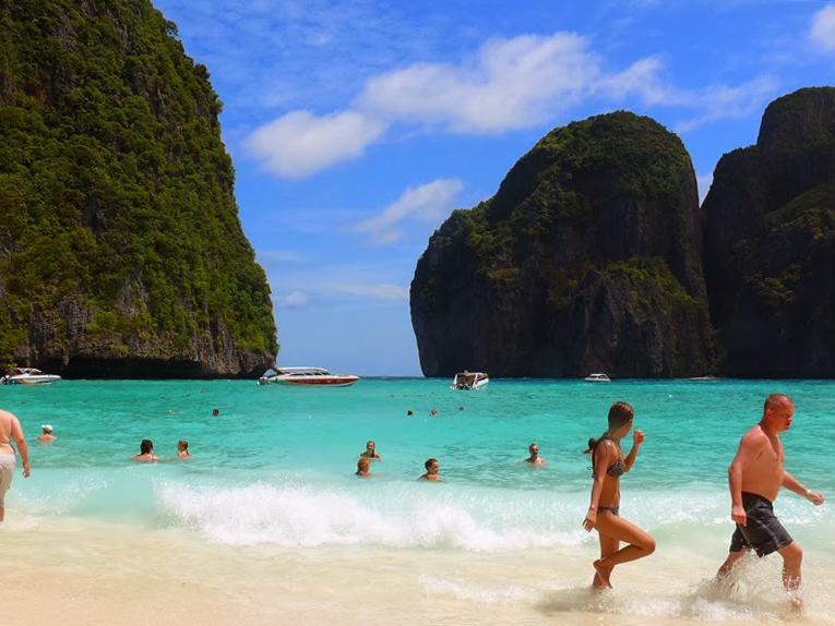 Phi Phi Island Tour Itinerary
