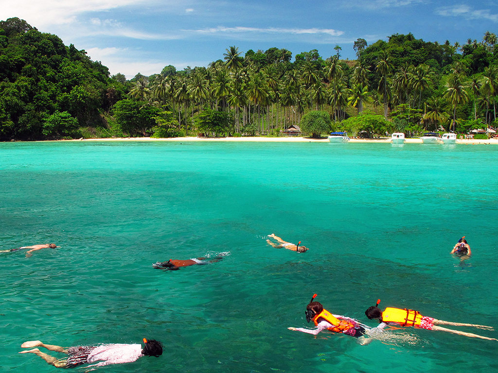 Snorkeling Tour Thailand Islands