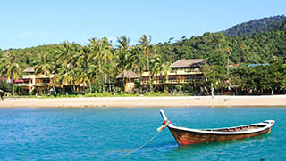 Koh Lanta Hotels - Phra Nang Lanta