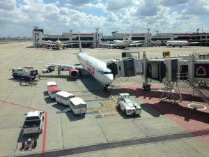 Thai Lion Air at Don Mueang International Airport