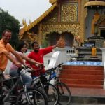 Chiang Mai Bike Tours - City Tour