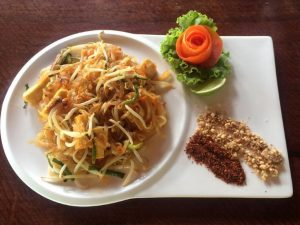 Koh Lanta Thai Cooking Class - Phad Thai