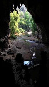 Mae Hong Son - tham lod cave