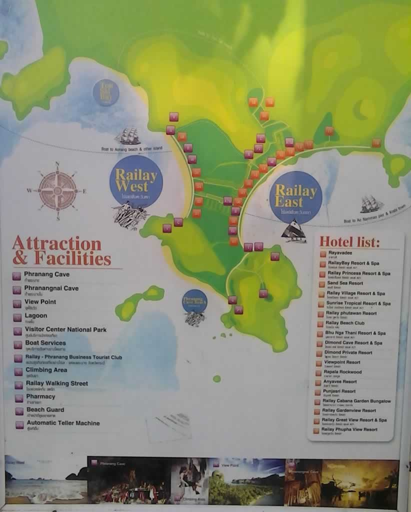 Krabi Pier Meeting Points for Easy Day Thailand Transfers