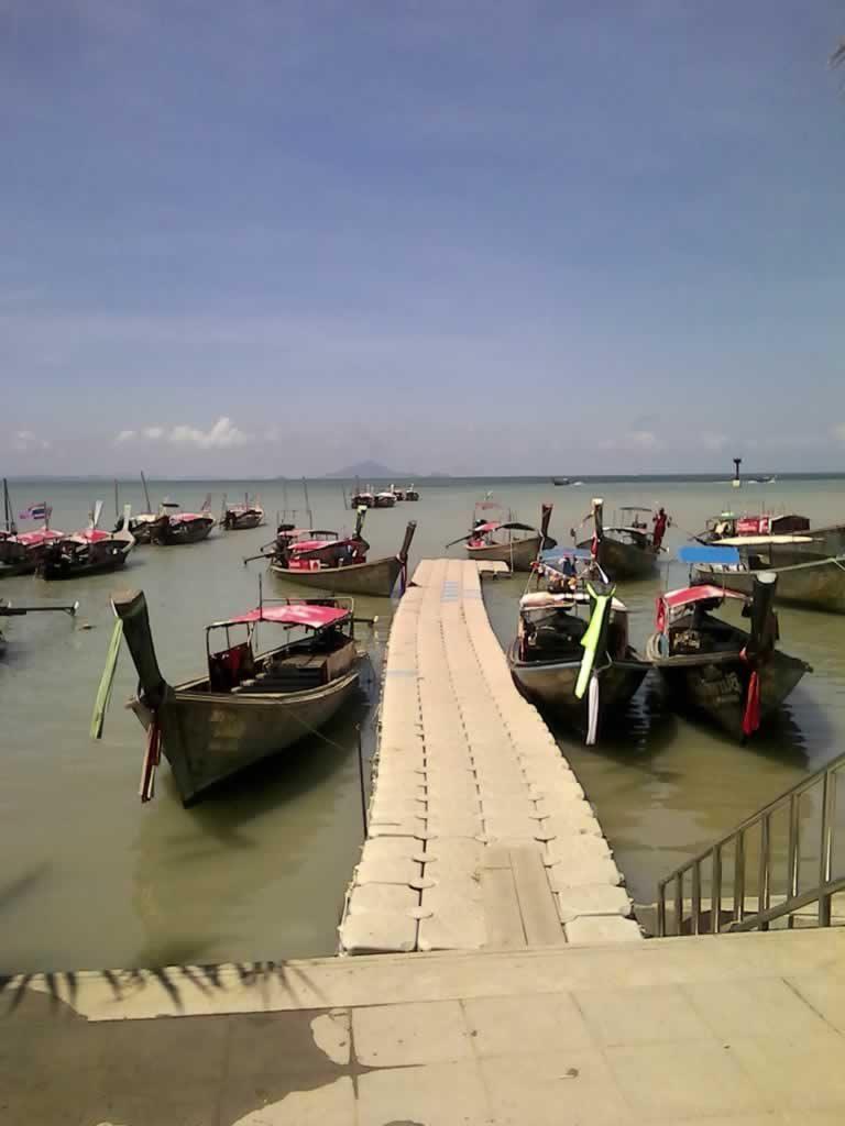 Old Ao Nam Mao Pier Krabi - Thailand