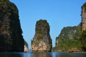 Krabi Phang Nga Bay Sea Canoe – Koh Hong Island
