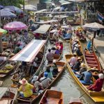 Bangkok Sightseeing Tour to the Floating Market Bangkok