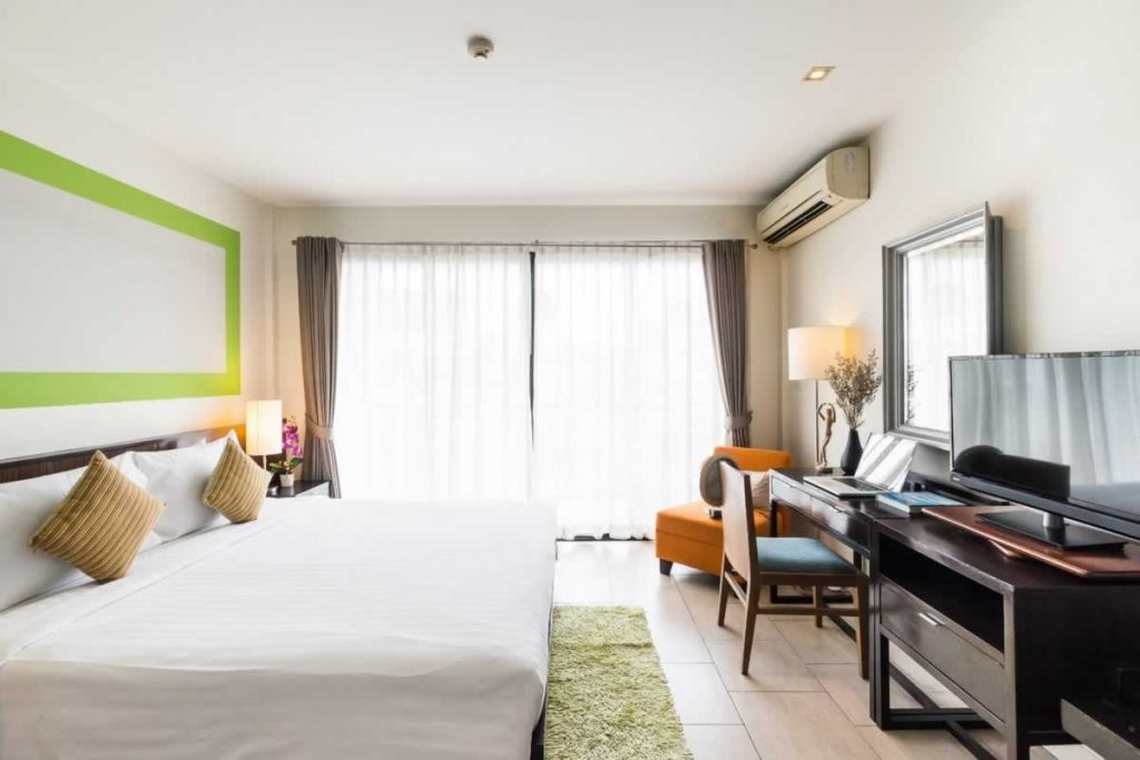 Hotel De Bangkok - Superior Room