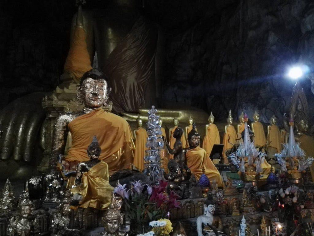 chiang mai, Tab Tao - Buddhas