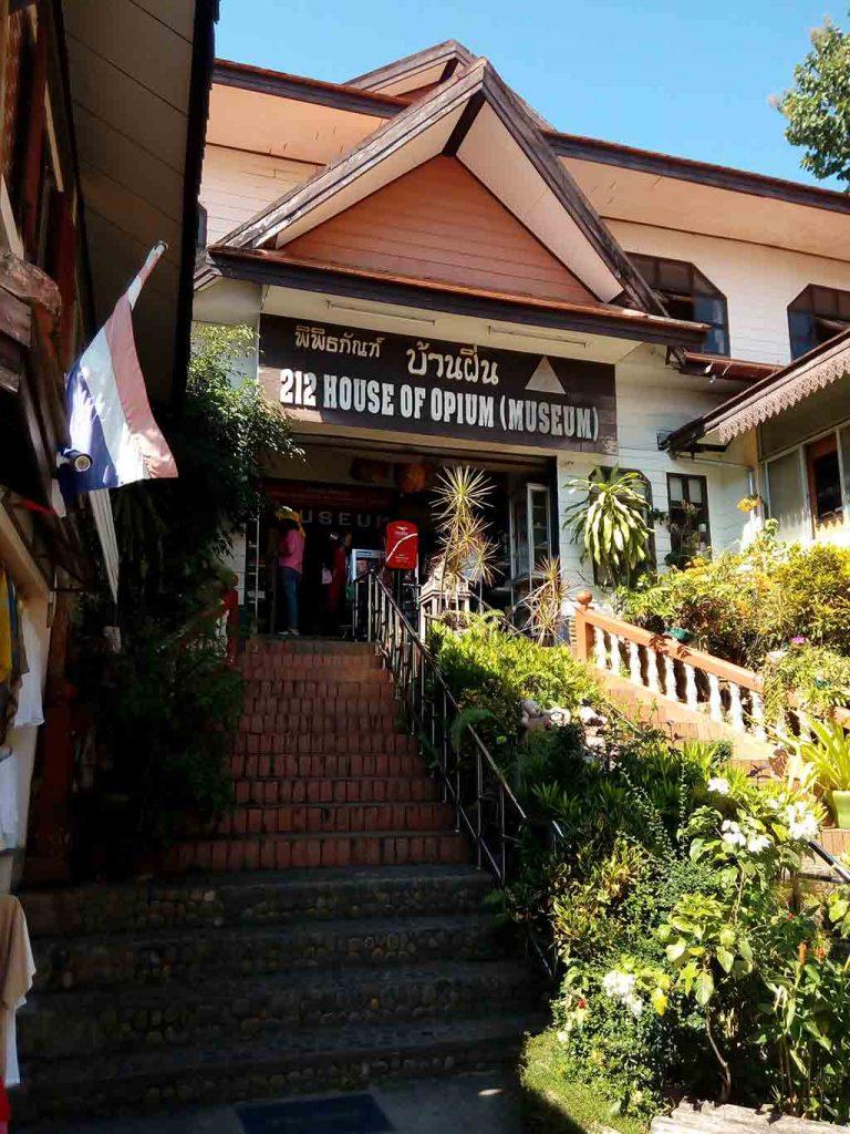 chiang rai - house of opium