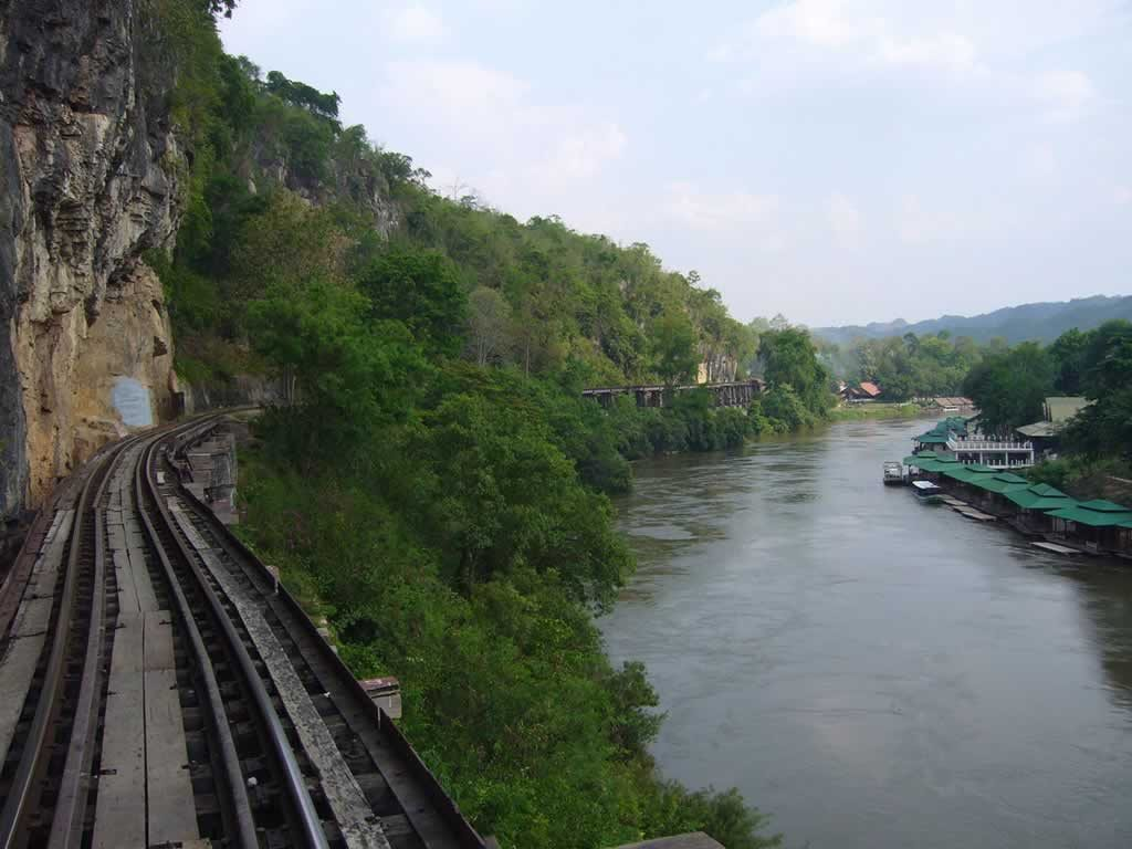 Kanchanaburi - The Death Railway