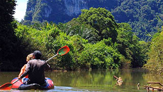 Phuket Tours - Khao Sok Adventure Tours