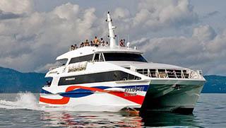Krabi Transfers to Koh Samui Island