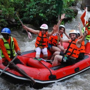 Krabi Rafting Adventure