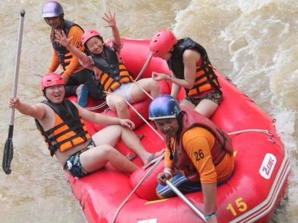 Krabi Rafting Tours