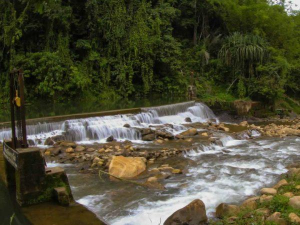 Krabi Rafting Tours Dam