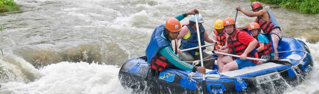 White Water Rafting Krabi