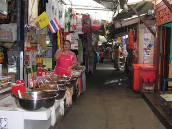 Inside Koh Panyee Village
