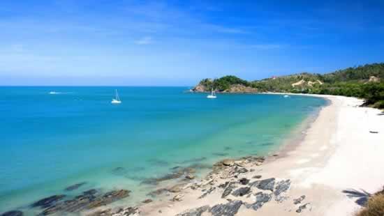 пляж острова Ко Ланта