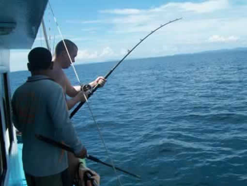 Krabi Fishing Tours - Fishing