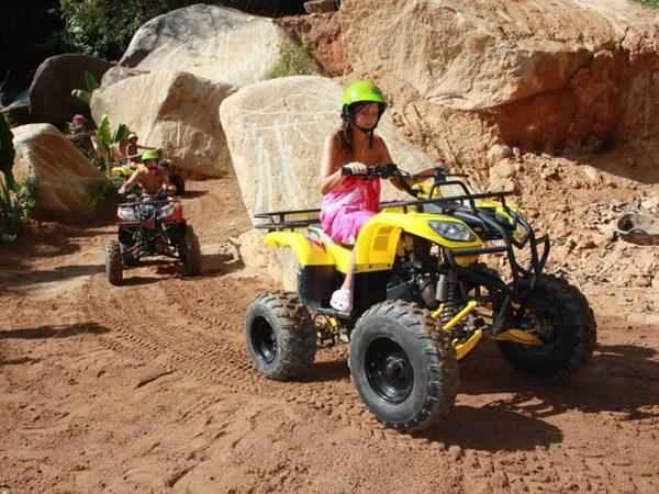 Krabi Rafting & ATV Tours