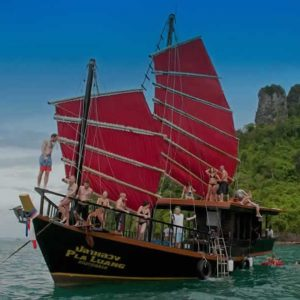 Krabi Sunset Cruise - Pla Luang