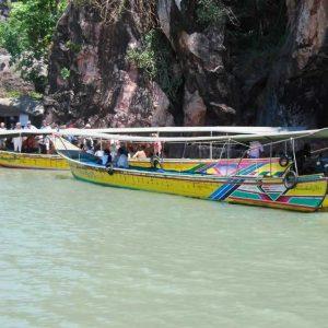 Phang Nga Bay by Longtail Boat