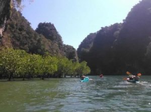 Ao Thalane Kayaking Tours