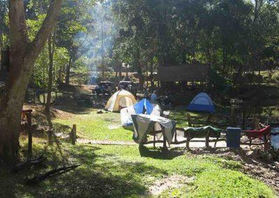 Camping at Khun Khan National Park